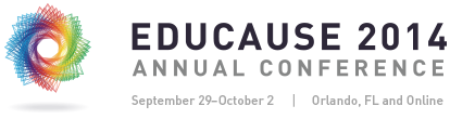 Educause 2014 Annual Conference