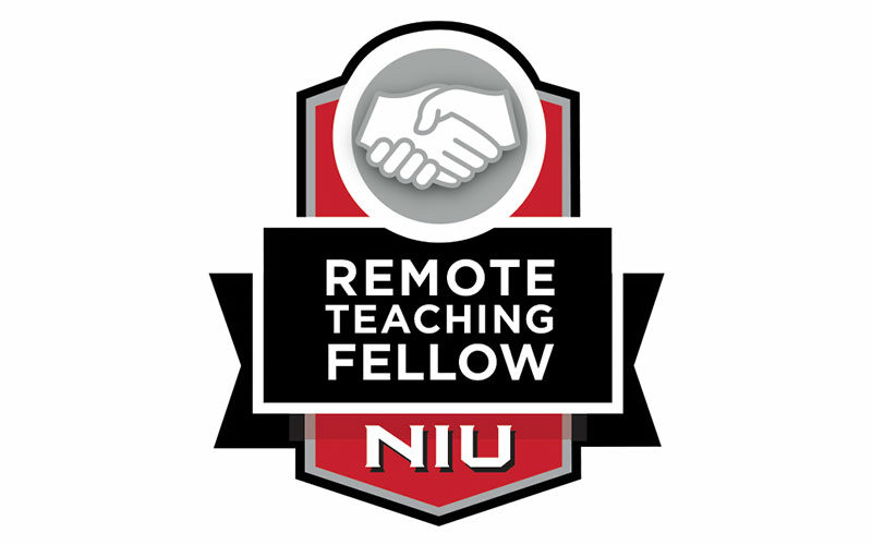 Remote Teaching Fellow badge