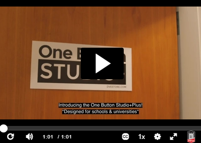 video demonstration of one button video studio